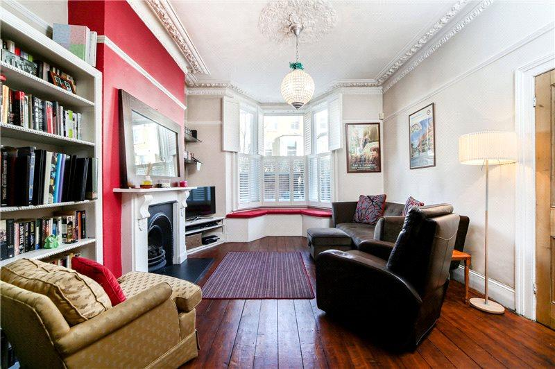 4 Bedrooms Terraced House for sale in Warbeck Road, London, W12