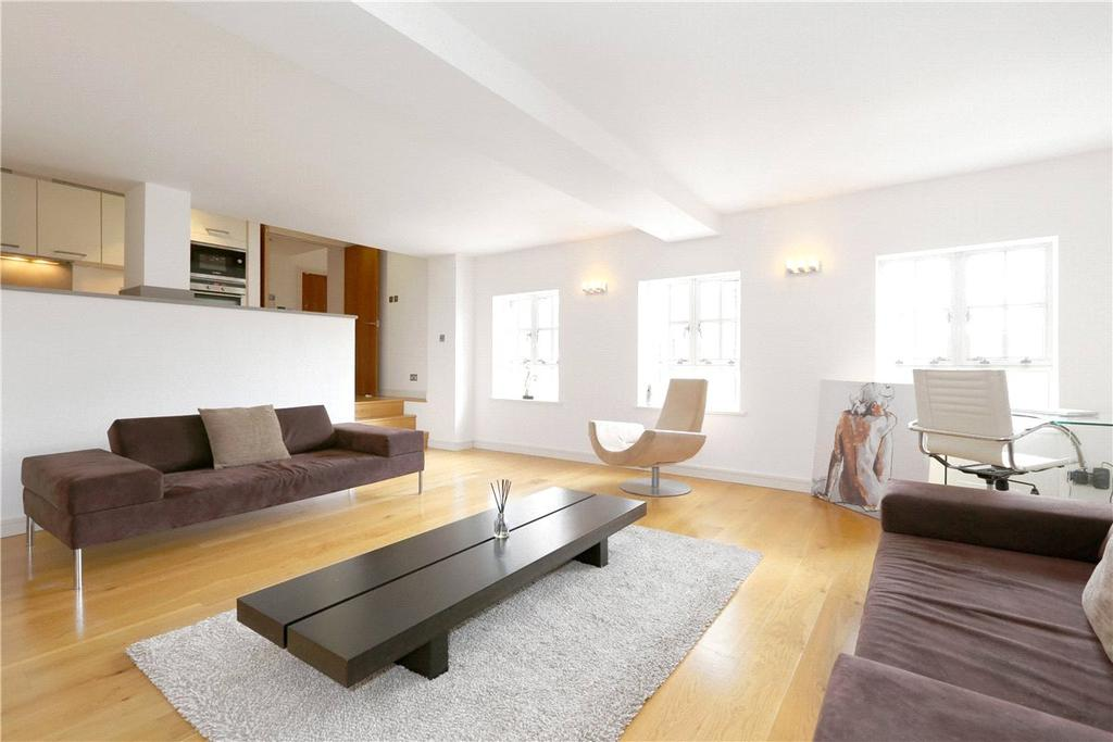 2 Bedrooms Apartment Flat for sale in Luxborough Street, London, W1U