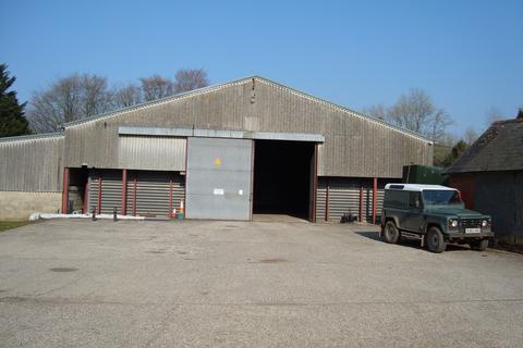 Storage to rent - Old Grain Barn, Shalden Farm, Shalden, Alton GU34