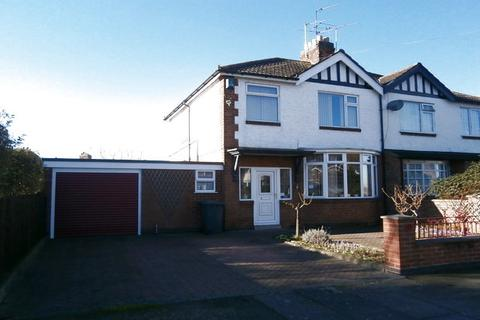 3 bedroom semi-detached house for sale - Dumbleton Avenue, Rowley fields, Leicester, LE3