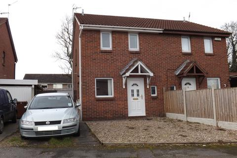 2 bedroom semi-detached house for sale - Birling Close, Bulwell, Nottingham, NG6