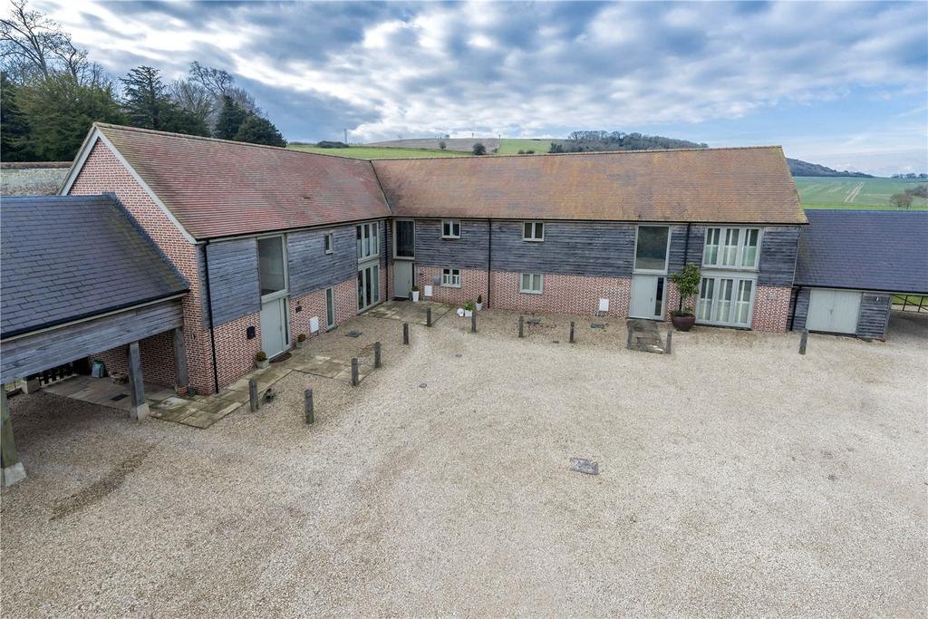 4 Bedrooms Barn Conversion Character Property for sale in Fairfield Road, Shroton, Blandford Forum, Dorset