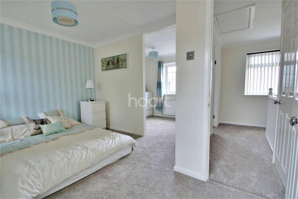 4 Bedrooms Detached House for sale in Hyacinth Close
