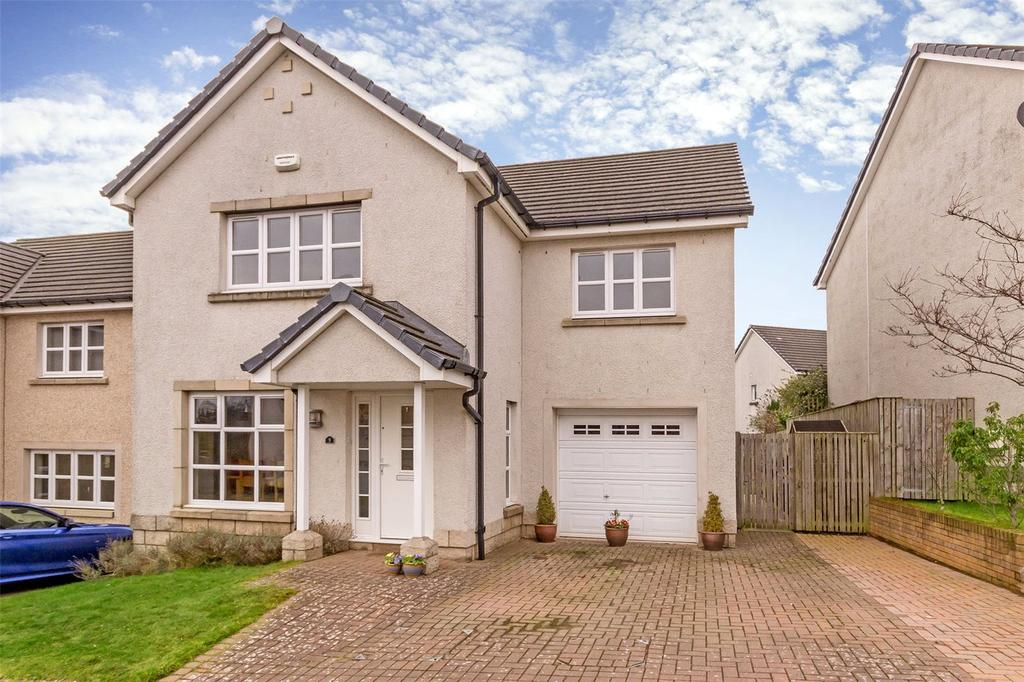 4 Bedrooms Detached House for sale in 5 Colliers Way, Whins of Milton, Stirling, FK7