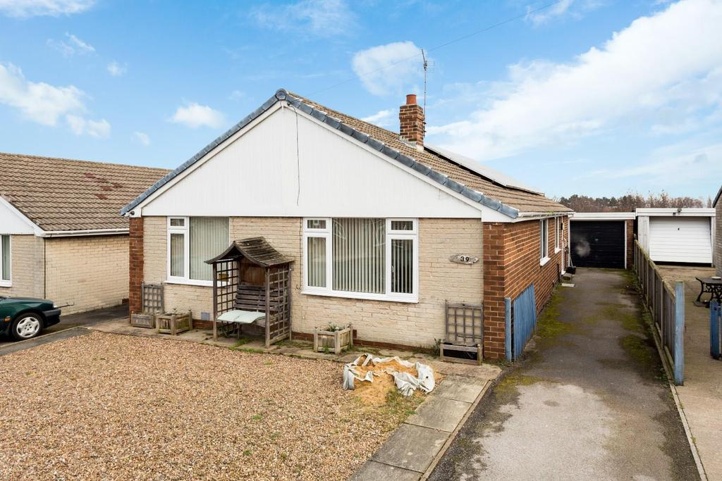3 Bedrooms Detached Bungalow for sale in Orchard Way, Thorpe Willoughby, Selby
