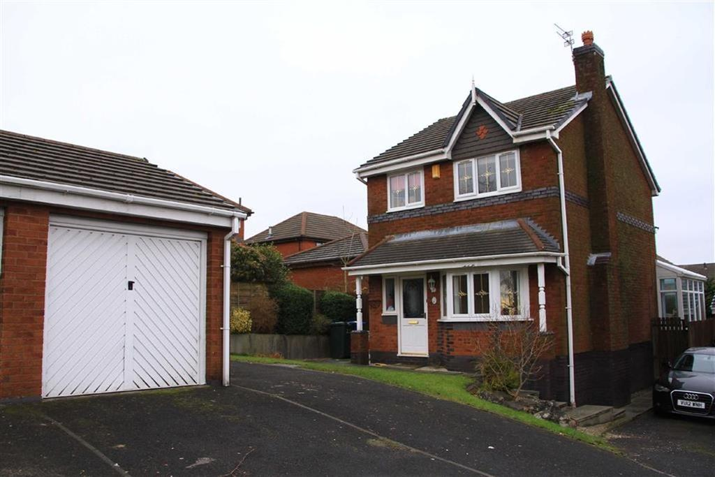 3 Bedrooms Detached House for sale in 22, Downley Close, Norden, Rochdale, OL12