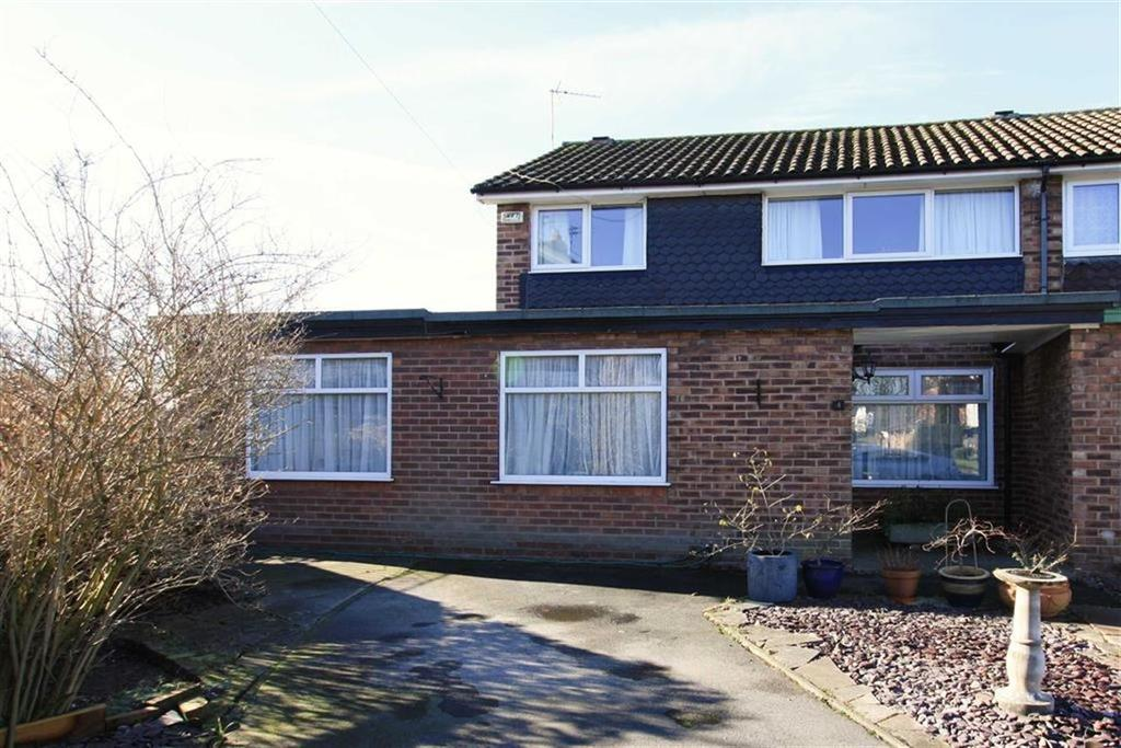 3 Bedrooms End Of Terrace House for sale in Matlock Close, Sale