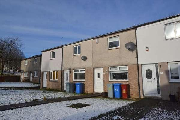 2 Bedrooms Terraced House for sale in 26 Hallside Drive, Cambuslang, Glasgow, G72 7DU