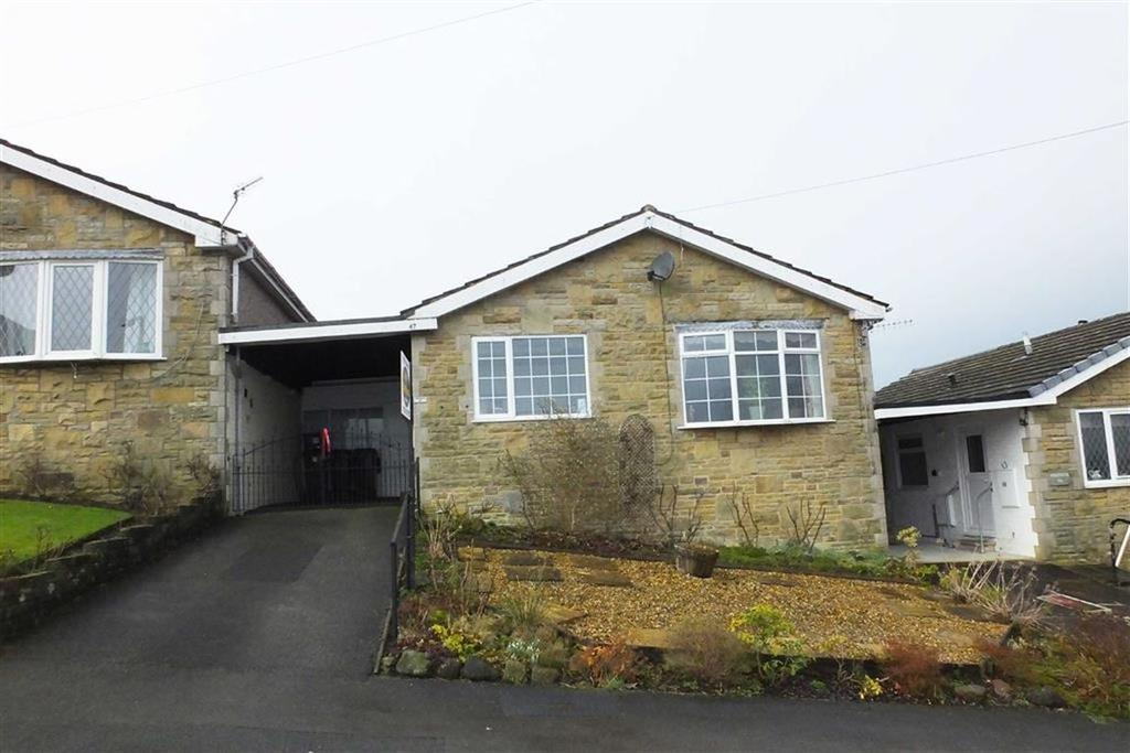 2 Bedrooms Detached Bungalow for sale in Darnbrook Road, Barnoldswick, Lancashire, BB18