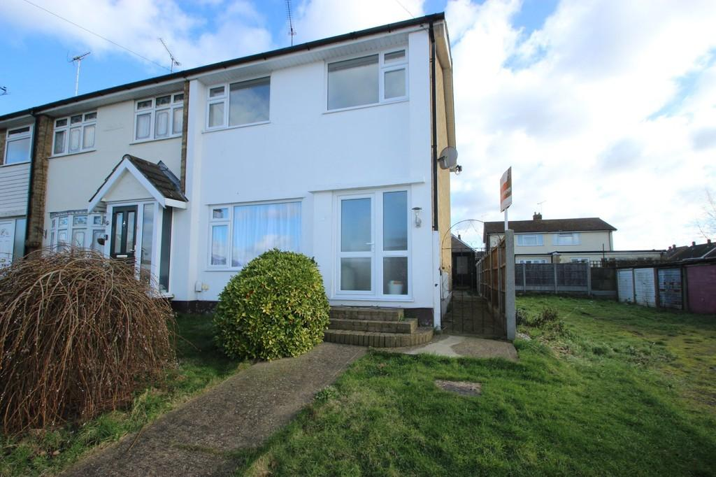 3 Bedrooms End Of Terrace House for sale in Benfleet, SS7