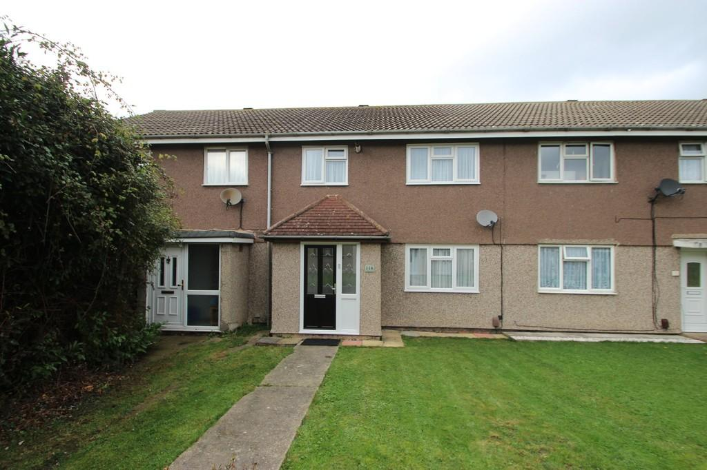3 Bedrooms Terraced House for sale in Corringham, SS17