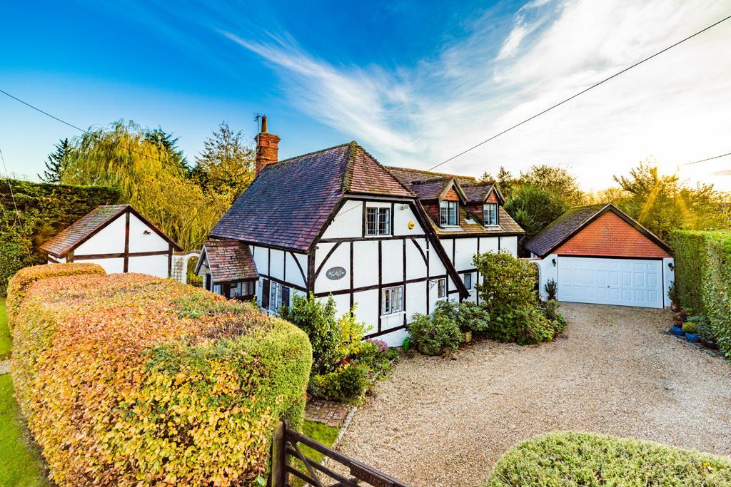 3 Bedrooms Detached House for sale in Pond Cottage, Upper Basildon, RG8