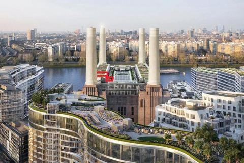 3 bedroom apartment for sale - Boiler House Square, Battersea Power Station, Nine Elms, London, SW8