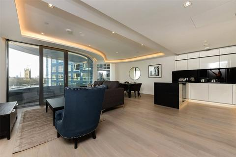 3 bedroom apartment for sale - The Corniche, Tower Two, Albert Embankment, London, SE1