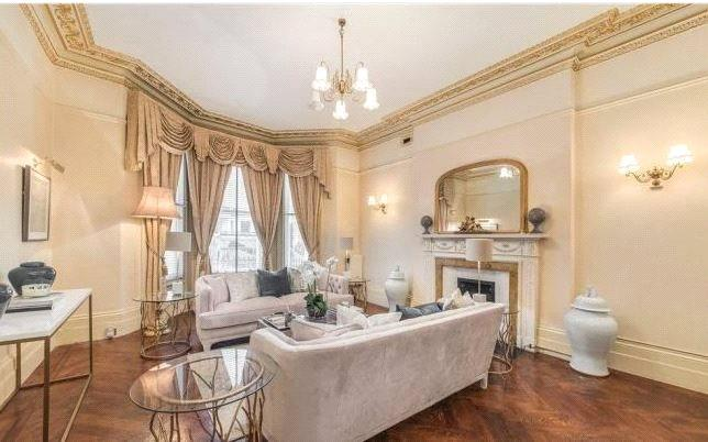 4 Bedrooms Terraced House for sale in Philbeach Gardens, Earls Court, London, SW5