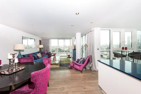 3 bedroom apartment for sale - Galleon House, St George Wharf, Vauxhall, London, SW8