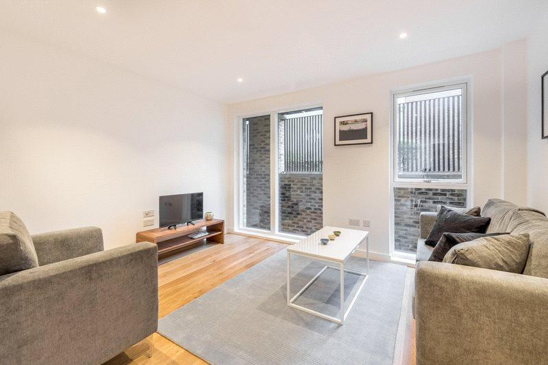 2 Bedrooms Apartment Flat for sale in St Pancras Place, 5 Hand Axe Yard, 277A Gray's Inn Road, Kings Cross, WC1X