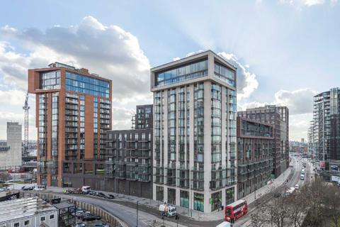 1 bedroom apartment for sale - Legacy Building, Embassy Gardens, Vauxhall, London, SW8