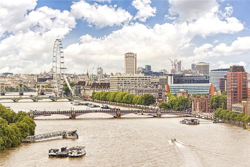 3 Bedrooms Apartment Flat for sale in The Tower, One St George Wharf, Vauxhall, London, SW8