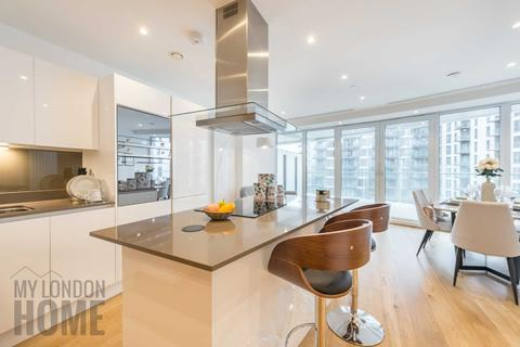 2 bedroom apartment for sale - Arena Tower, 25 Crossharbour Plaza, Canary Wharf, E14