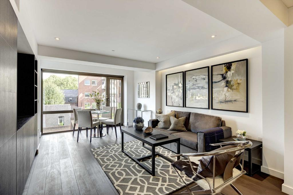 2 Bedrooms Apartment Flat for sale in The Grays, 30 Grays Inn Road, Holborn, London, WC1X