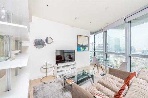 Studio for sale - Charrington Tower, Canary Wharf, E14