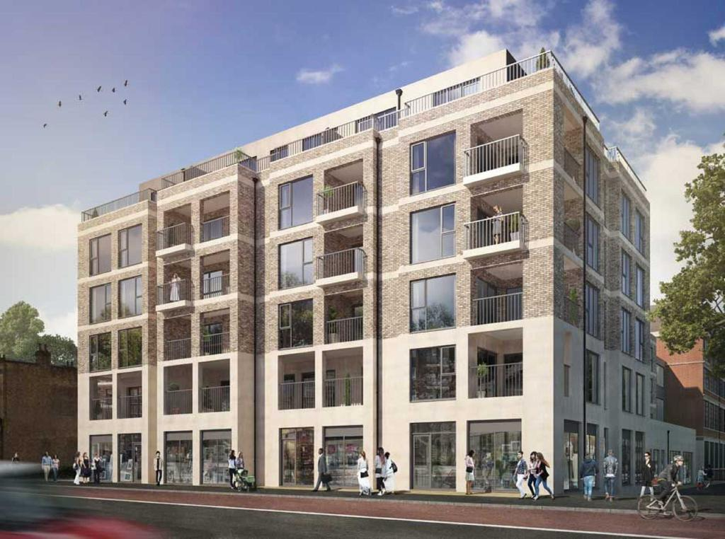 3 Bedrooms Apartment Flat for sale in Camberwell Beauty Block, Wing, Camberwell, London, SE5