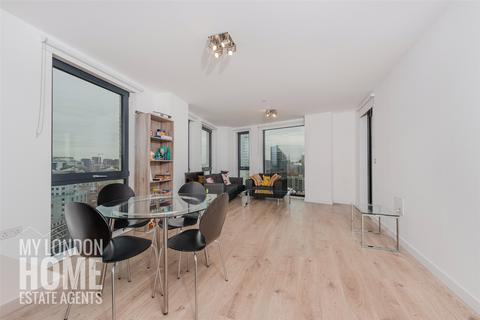 3 bedroom apartment for sale - Roosevelt Tower, 18 Williamsburg Plaza, Canary Wharf, E14