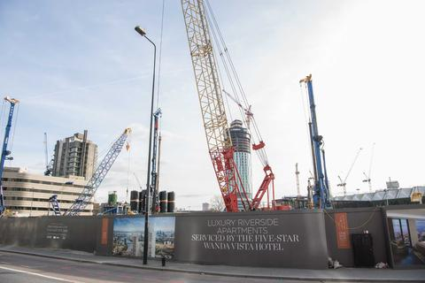 2 bedroom apartment for sale - One Nine Elms, River Tower, Vauxhall, London, SW8