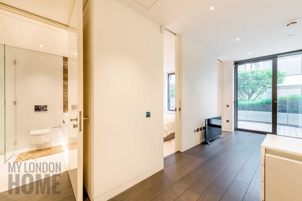 1 Bedroom Apartment Flat for sale in Riverwalk, Millbank, Pimlico, London, SW1P