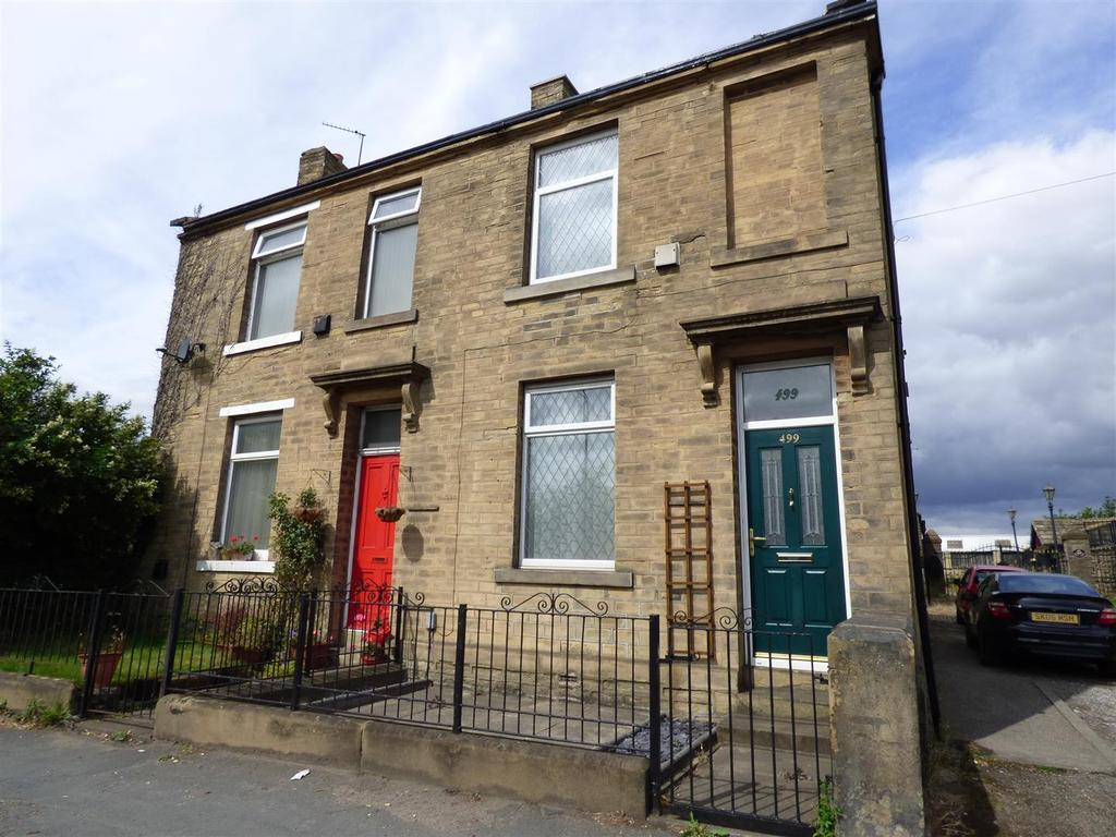 4 Bedrooms Semi Detached House for sale in Rooley Lane, Dudley Hill, BD4 7SB