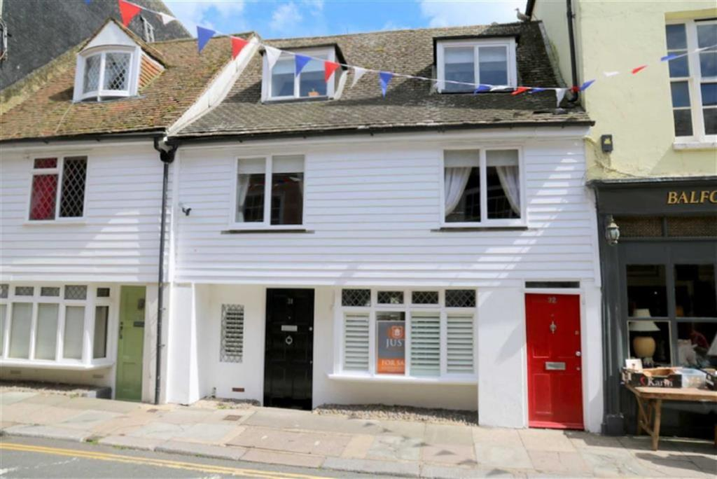 4 Bedrooms Terraced House for sale in High Street, Hastings