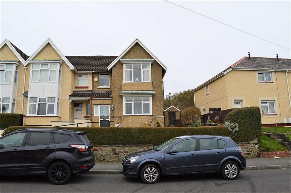 2 Bedrooms End Of Terrace House for sale in Tanymarian Road, Swansea, SA1