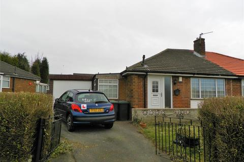 2 bedroom semi-detached bungalow for sale - Lowfield Close, Low Moor, Bradford, BD12 0JX