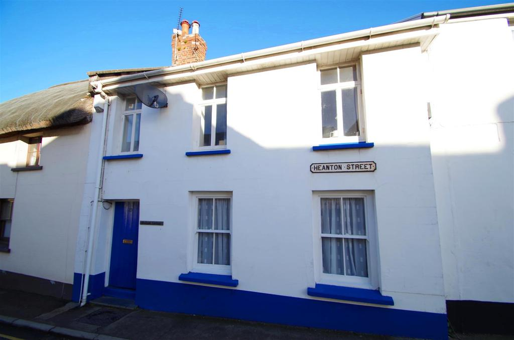 2 Bedrooms Cottage House for sale in Heanton Street, Braunton
