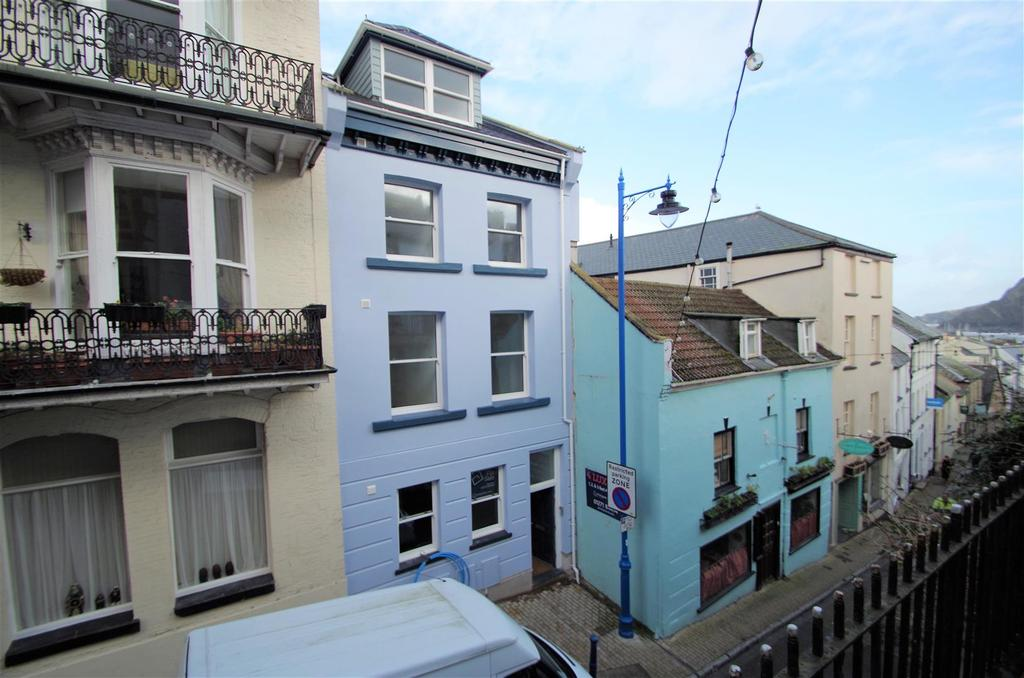 3 Bedrooms Flat for sale in Fore Street, Ilfracombe