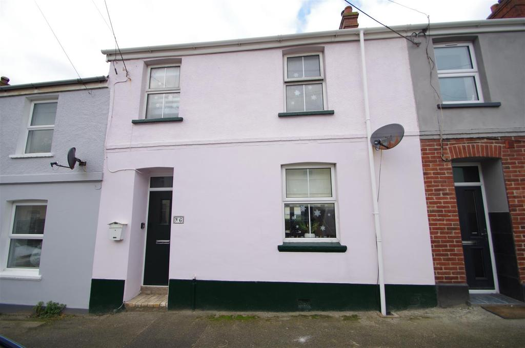 3 Bedrooms Terraced House for sale in Rosalie Terrace, Woolacombe