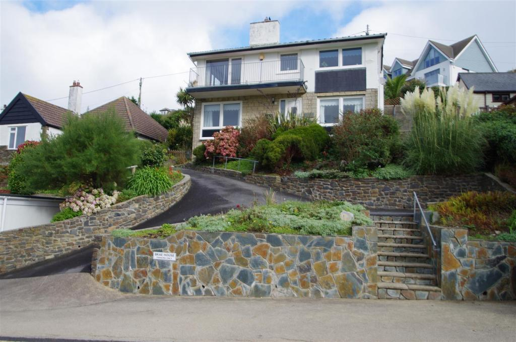 3 Bedrooms Detached House for sale in Beach Road, Woolacombe