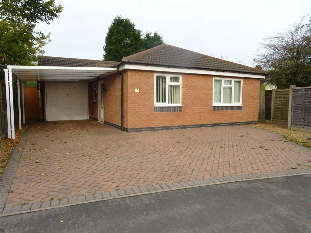2 Bedrooms Detached Bungalow for sale in Kings Walk, Leicester Forest East