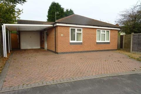 2 bedroom detached bungalow for sale - Kings Walk, Leicester Forest East