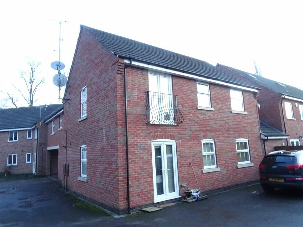 2 Bedrooms Apartment Flat for sale in Burgess Drive, Earl Shilton