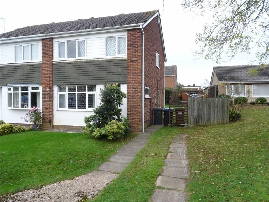 3 Bedrooms Semi Detached House for sale in Carpenters Close, Burbage
