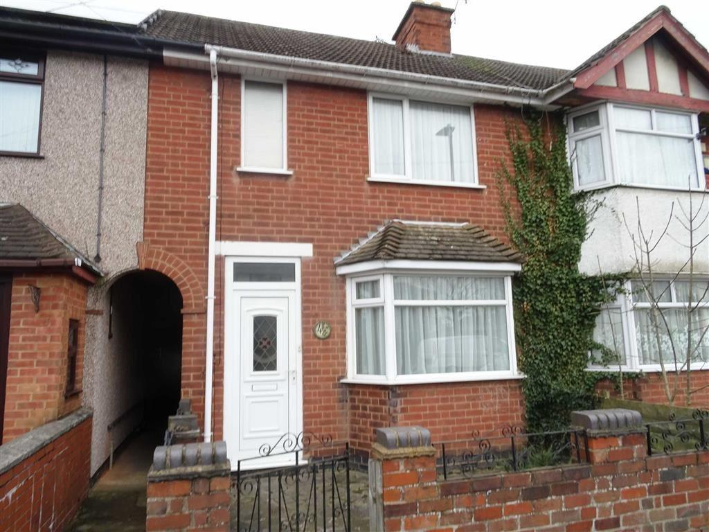 3 Bedrooms Terraced House for sale in Richmond Road, Hinckley