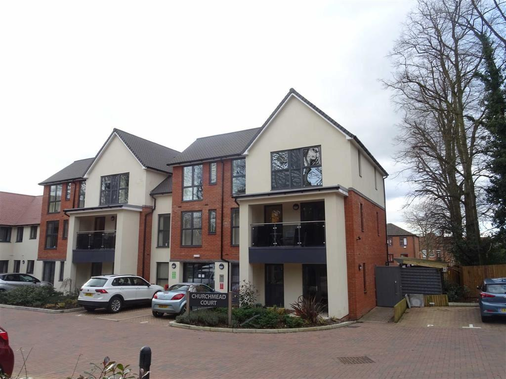2 Bedrooms Apartment Flat for sale in Churchmead Court, Hinckley