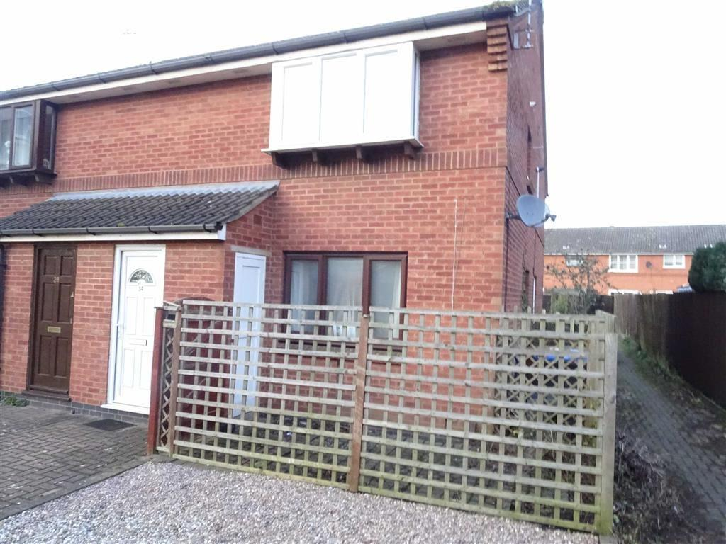 1 Bedroom Maisonette Flat for sale in Wood Street, Hinckley