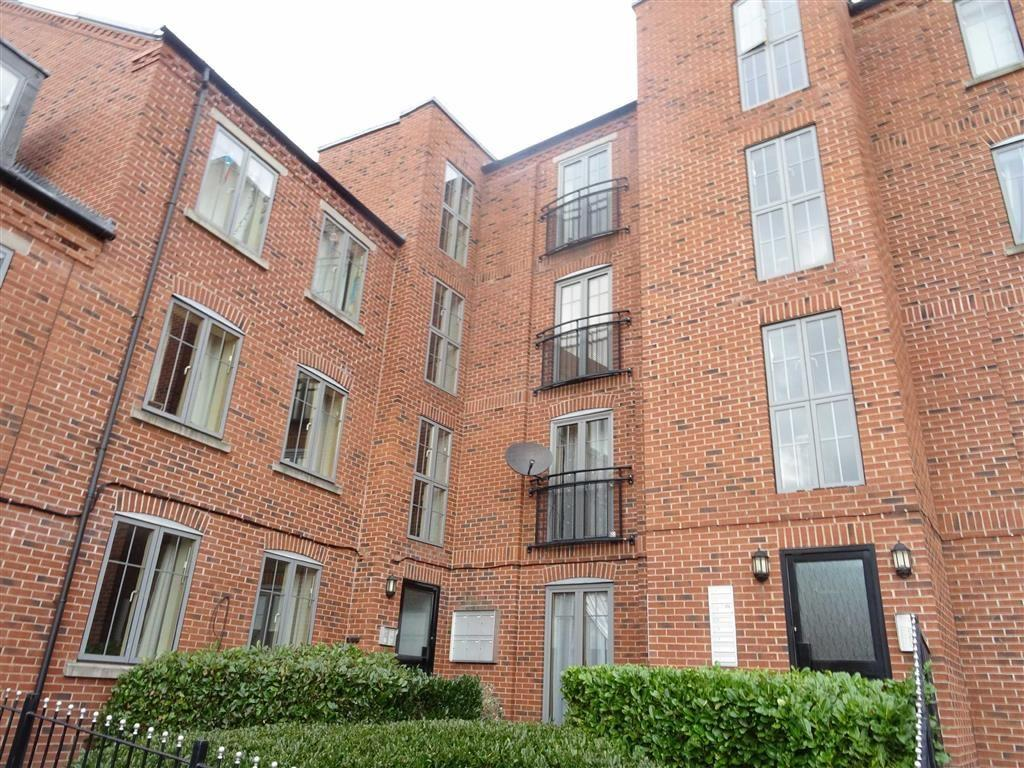 2 Bedrooms Flat for sale in Weavers Court, Hinckley