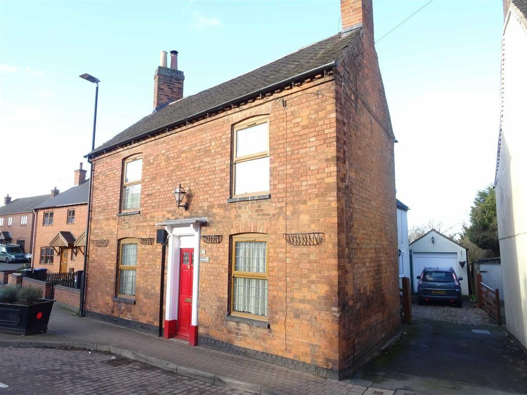 4 Bedrooms Detached House for sale in Main Street, Higham On The Hill