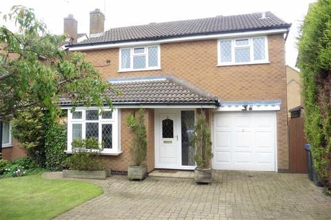 4 bedroom detached house to rent - Cornwall Way, Hinckley