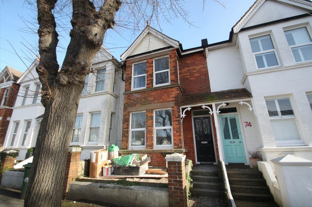 4 Bedrooms House for rent in Lowther Road, Brighton, BN1