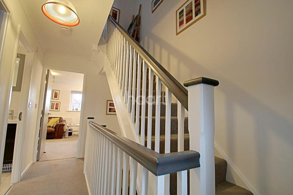 3 Bedrooms Terraced House for sale in Turret Lane, Ipswich